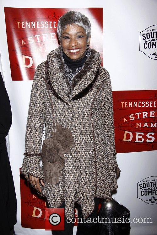 Adriane Lenox  Broadway opening night of 'A...