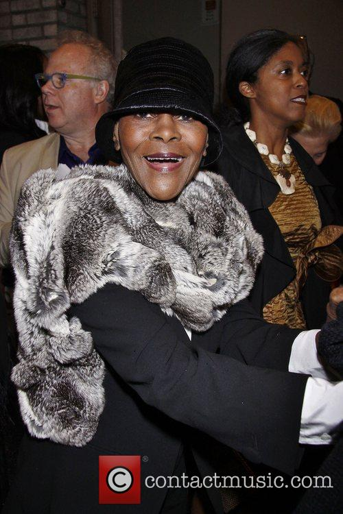 Cicely Tyson  Broadway opening night of 'A...