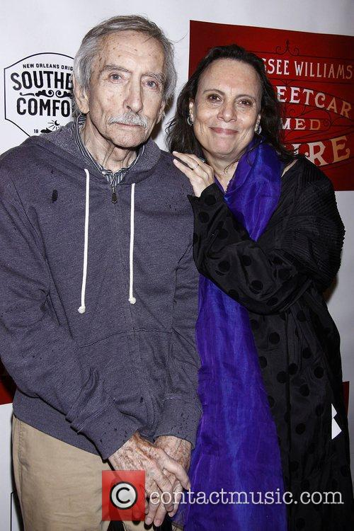 Edward Albee and Emily Mann  Broadway opening...