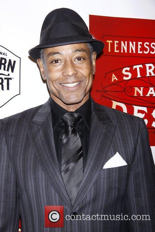 Giancarlo Esposito  Broadway opening night of 'A...