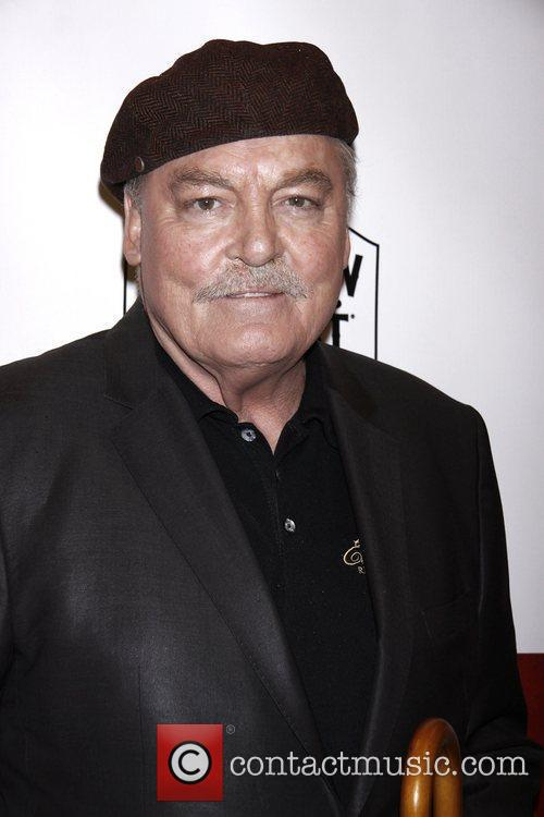 Stacy Keach  Broadway opening night of 'A...