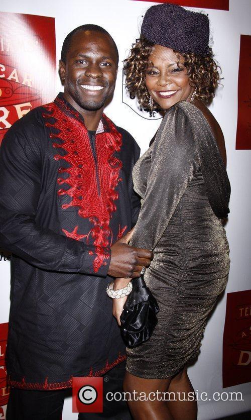 Tonya Pinkins  Broadway opening night of 'A...