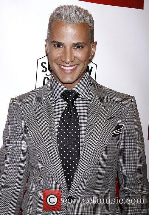 Jay Manuel  Broadway opening night of 'A...
