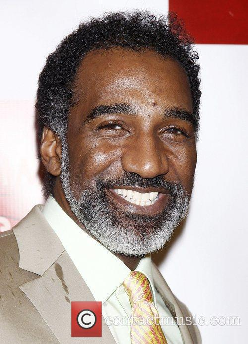 Norm Lewis  Broadway opening night of 'A...