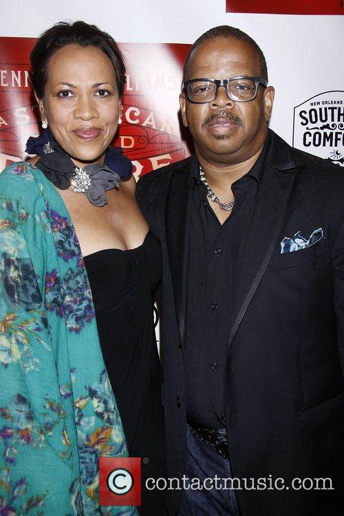 robin burgess and terence blanchard broadway opening 3842253
