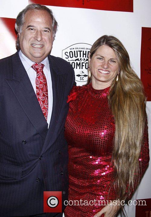 Stewart F. Lane and Bonnie Comley  Broadway...