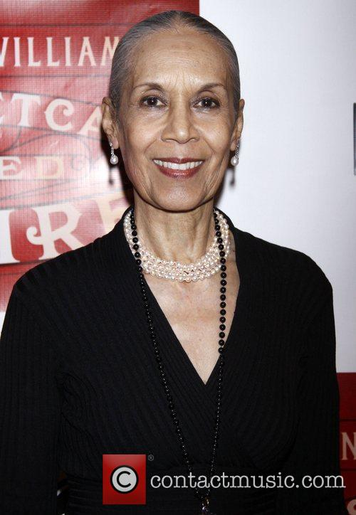 Carmen de Lavallade Broadway opening night afterparty for...