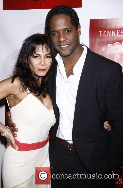 Daphne Rubin-Vega, Blair Underwood