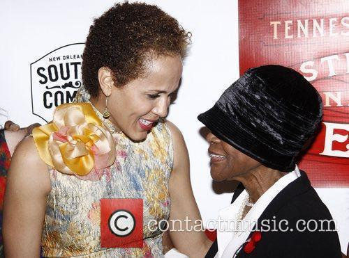 Nicole Ari Parker and Cicely Tyson 4