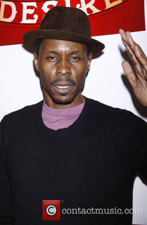 Wood Harris Broadway opening night afterparty for 'A...