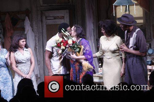 Daphne Rubin-vega, Blair Underwood, Mann, Nicole Ari Parker and Wood Harris