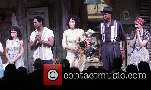 Daphne Rubin-vega, Blair Underwood, Carmen De Lavallade, Nicole Ari Parker and Wood Harris