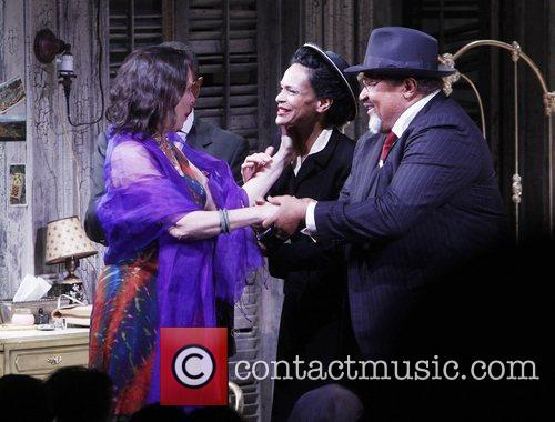Emily Mann, Rosa Evangelina and Count Stovall Broadway...