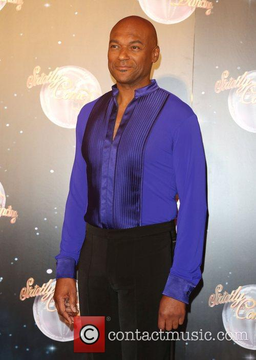 Colin Salmon Strictly Come Dancing 2012 launch -...
