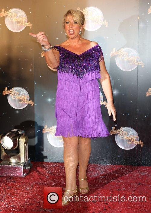 Fern Britton Strictly Come Dancing 2012 launch -...