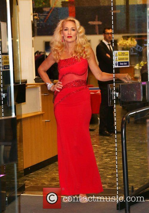 Jerry Hall and Strictly Come Dancing 2