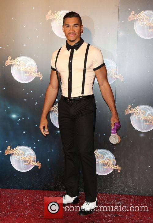 Louis Smith Strictly Come Dancing 2012 launch -...