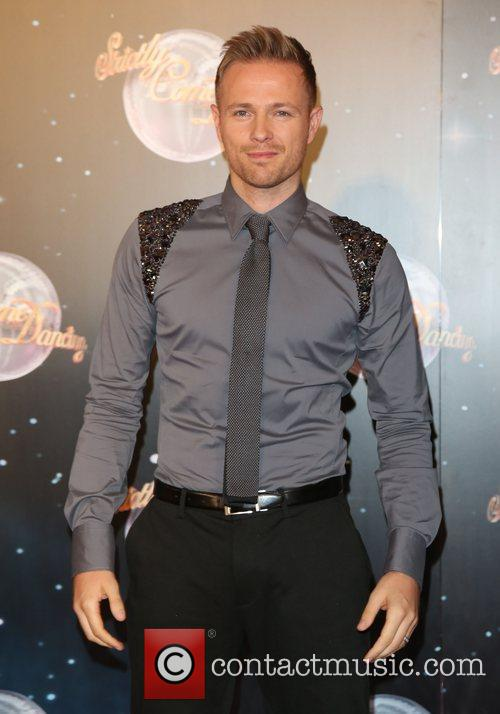 Nicky Byrne Strictly Come Dancing 2012 launch -...