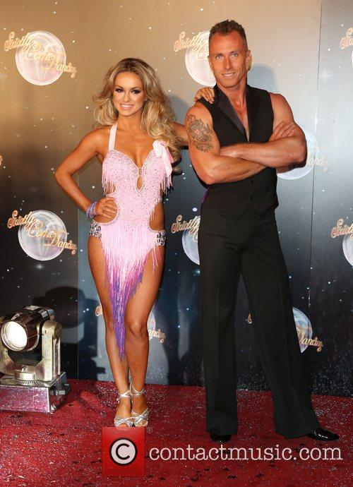 ola jordan and james jordan strictly come 5910295
