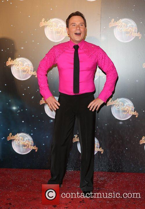 Richard Arnold Strictly Come Dancing 2012 launch -...