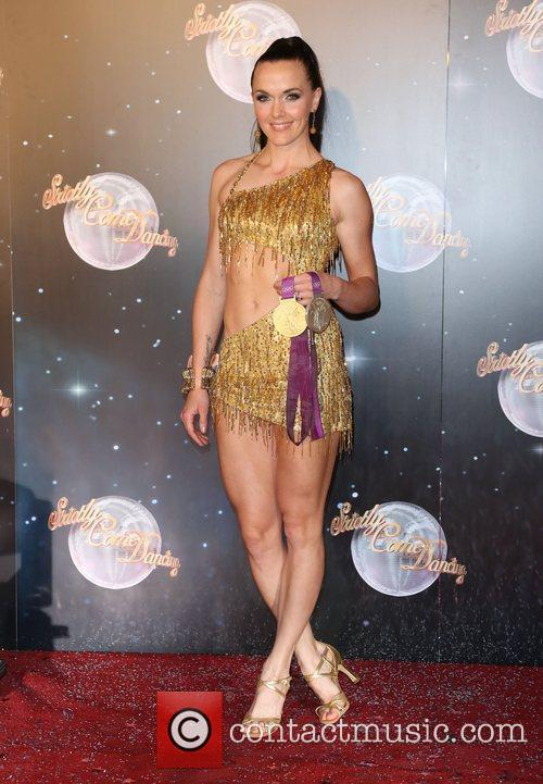Victoria Pendleton and Strictly Come Dancing 2