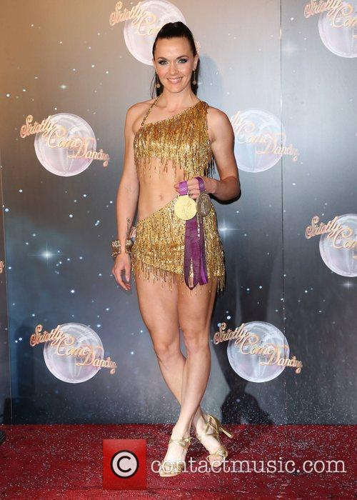 Victoria Pendleton and Strictly Come Dancing 3