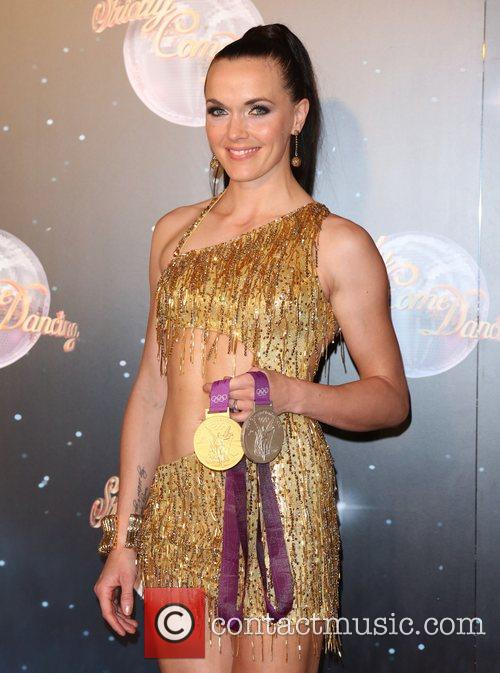 Victoria Pendleton and Strictly Come Dancing 4