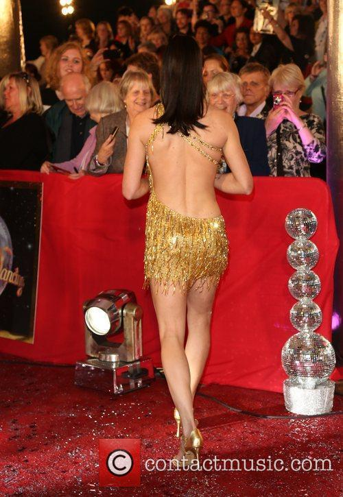 Victoria Pendleton and Strictly Come Dancing 5