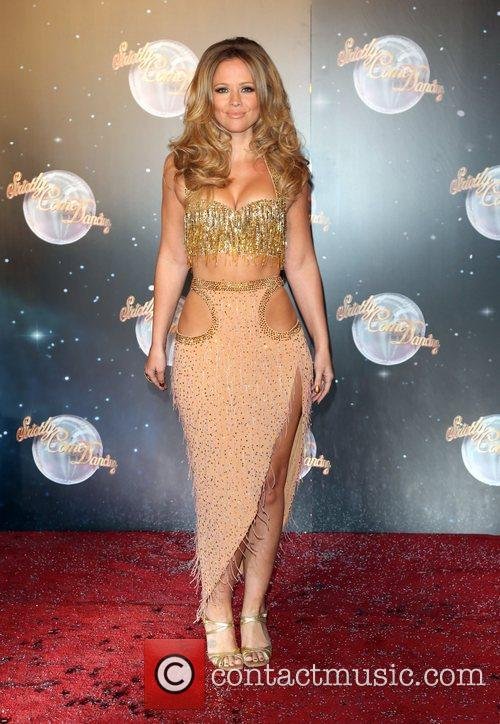 Kimberley Walsh Strictly Come Dancing 2012 launch -...
