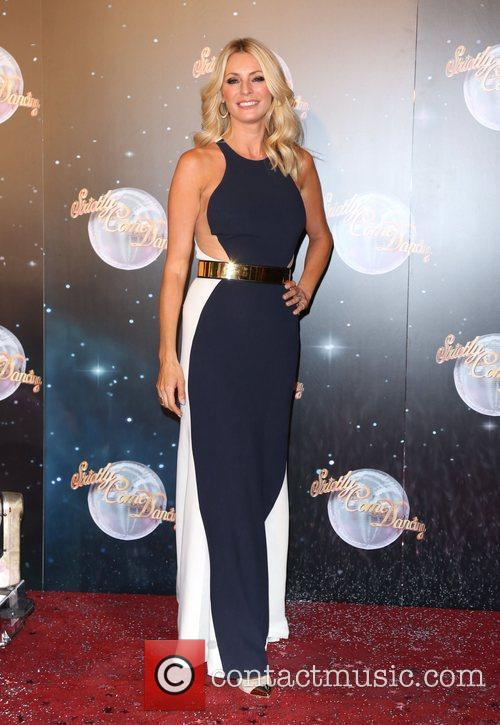 Tess Daly and Strictly Come Dancing 1