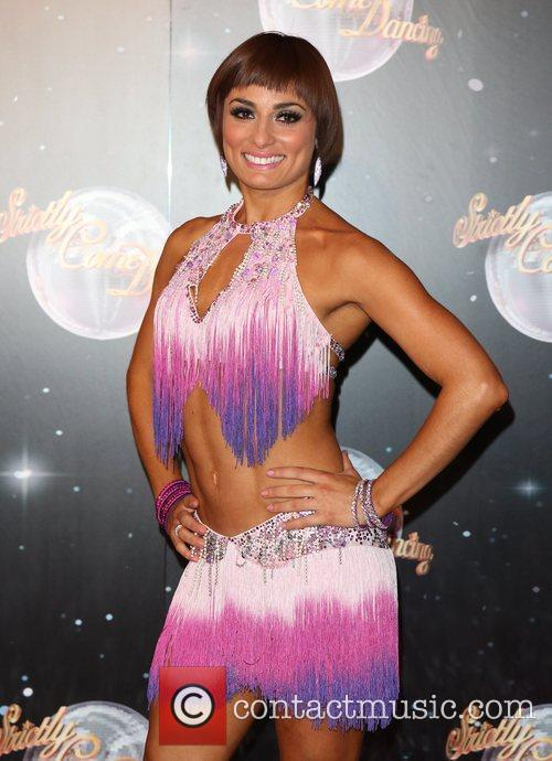 Flavia Cacace Strictly Come Dancing 2012 launch -...