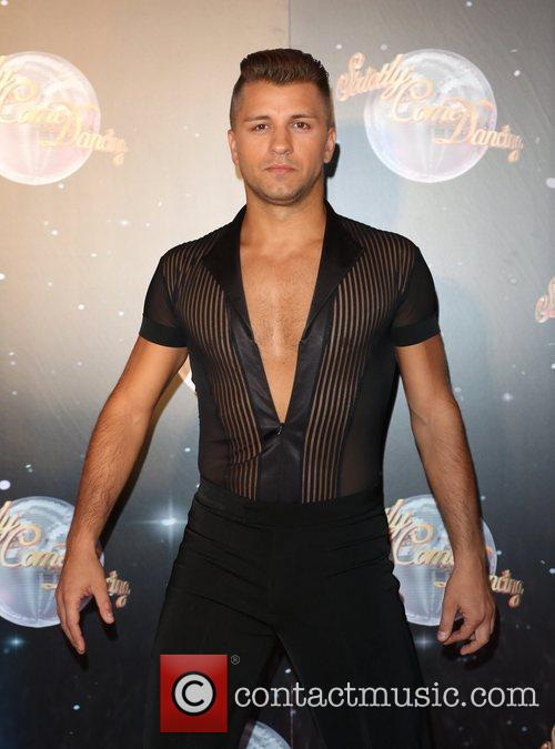 Pasha Kovalev Strictly Come Dancing 2012 launch -...