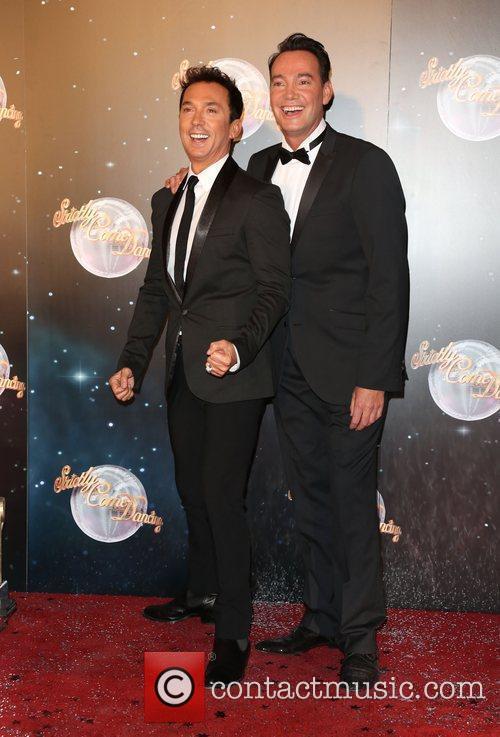 Bruno Tonioli and Craig Revel Horwood Strictly Come...