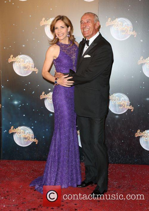 Darcey Bussell and Len Goodman 3