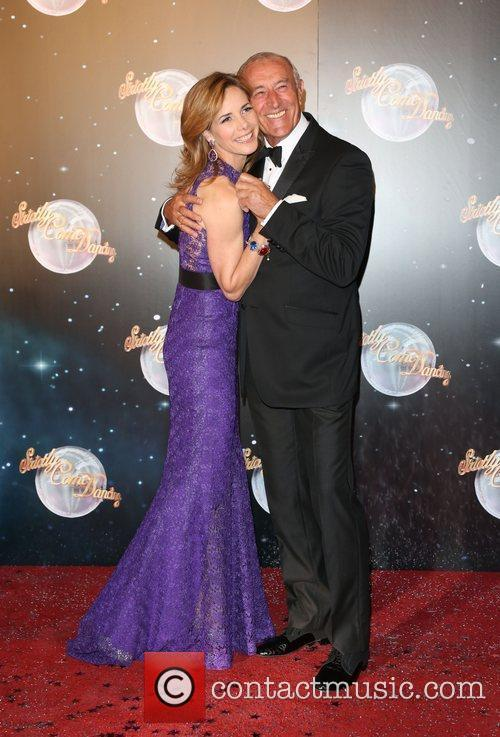 Darcey Bussell and Len Goodman 5