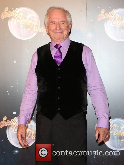Johnny Ball Strictly Come Dancing 2012 launch -...