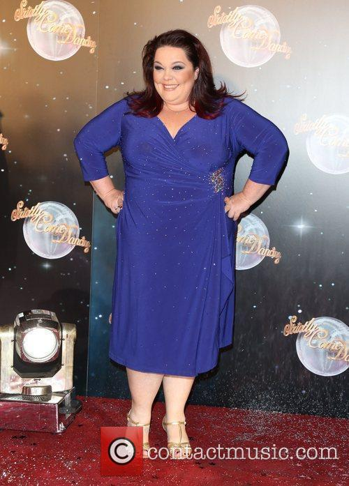 Lisa Riley Strictly Come Dancing 2012 launch -...