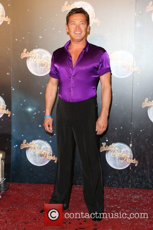 Sid Owen Strictly Come Dancing 2012 launch -...