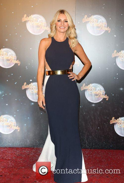 Tess Daly and Strictly Come Dancing 2