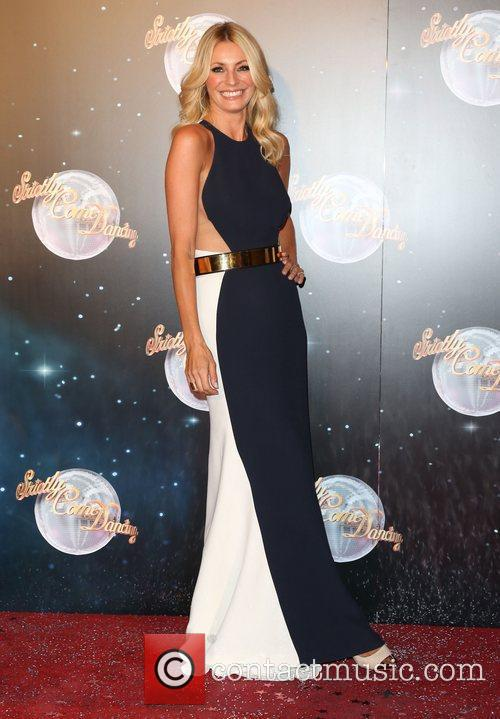 Tess Daly and Strictly Come Dancing 3