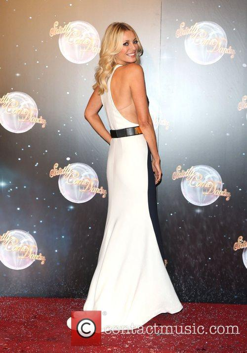 Tess Daly and Strictly Come Dancing 5
