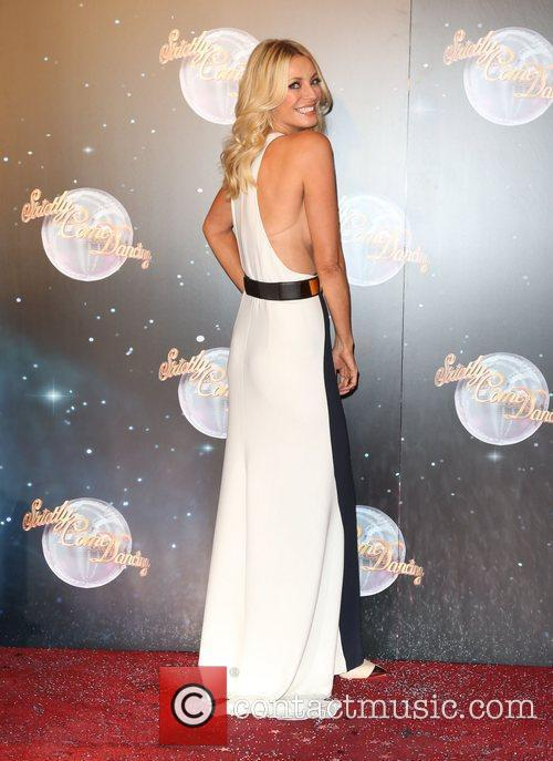 Tess Daly and Strictly Come Dancing 6