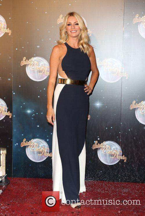 Tess Daly and Strictly Come Dancing 7