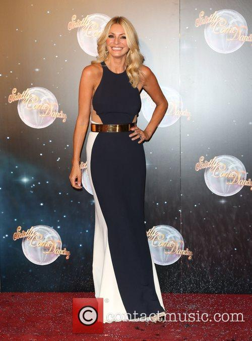 Tess Daly and Strictly Come Dancing 8