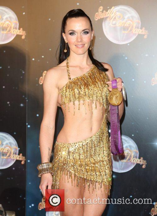 Victoria Pendleton and Strictly Come Dancing 10