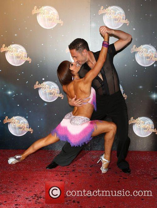 Strictly Come Dancing 2012 launch - Arrivals