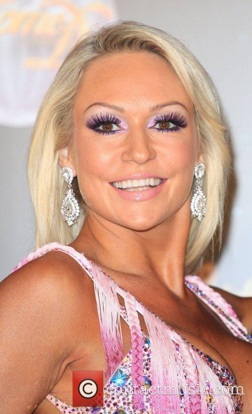 Kristina Rihanoff Strictly Come Dancing 2012 launch -...