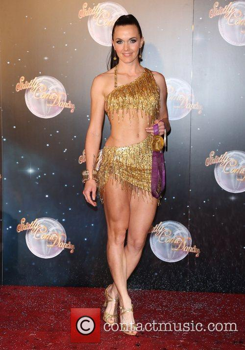 Victoria Pendleton and Strictly Come Dancing 1