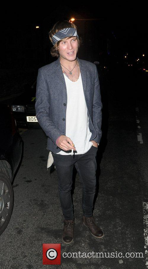 Dougie Poynter, Mcfly and Strictly Come Dancing 5