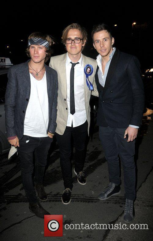 Dougie Poynter, Danny Jones, Mcfly, Tom Fletcher and Strictly Come Dancing 4